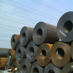 Hot Rolled Steel Coils Q235 Carbon Steel Width 1250mm Made In China