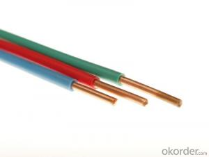 Single-core Cable PV-1x2.5mm² made in China