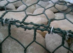 Gabion Wire Mesh Box /Hot Dipped Galvanized Gabion Box for Sale