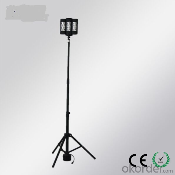 Remote area lighting system and 120W Camping equipment and AC/DC charger for industry 5JG-835