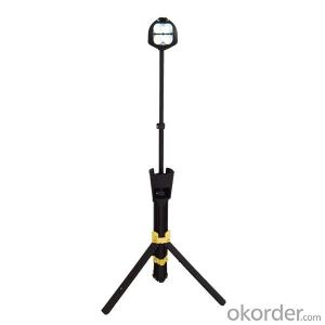 railway battery handheld spotlight 5JG-RLS829 handheld spotlight CREE LED light Tower