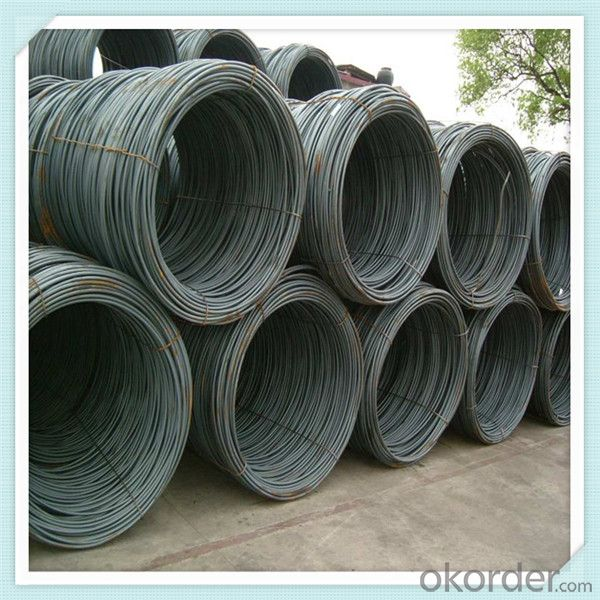 SAE1008cr Steel wire rod cheap factroy price