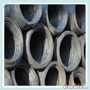 SAE1012 5.5-14MM Steel wire rod hot rolled