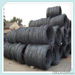SAE1008B Steel wire rod hot rolled low carbon