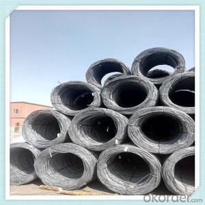 SAE1006 carbon steel wire rod in cheap factory price