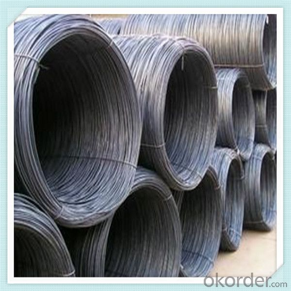 Steel wire rod of good quality sale directly for mill