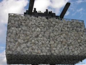 Gabion/Direct Factory Hot-Dipped Galvanized Gabion Basket