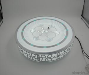 negative ion  LED ceiling lamp 24W in bedroom--XD024W14