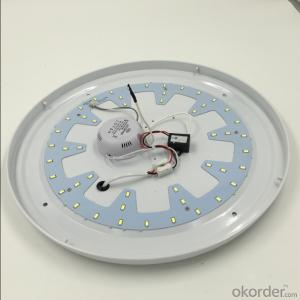 LED ceiling light suitable for bedroom and  living room--XD024W12