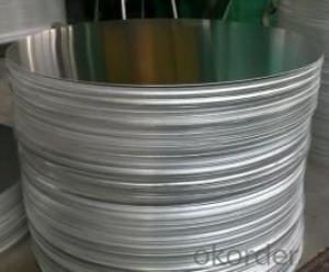 3003/8011 Mill price Aluminum circle with high quality