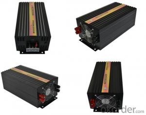 Single Phase Inverter Second Generation 3k Solar Inverter made in China