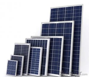 Monocrystalline Sillicon  Solar Panel Family Use