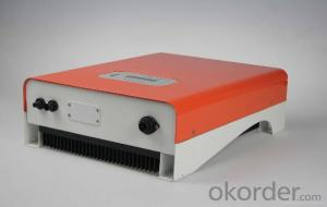Three Phase Inverter Second Generation 5k Solar Inverter made in China