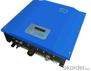 Single Phase Inverter Second Generation 4k Solar Inverter made in China