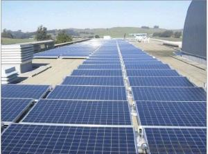 Solar Monocrystalline Panel for Outdoor Solar Shower