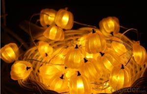 Halloween Day Decoration Led  String  Light  2016 New Product