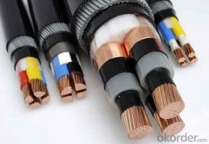 Dual-core Cable 2x4.0mm² made in China