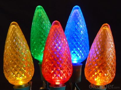 C9 LED Light String / Christmas Tree Lighting / LED String Light