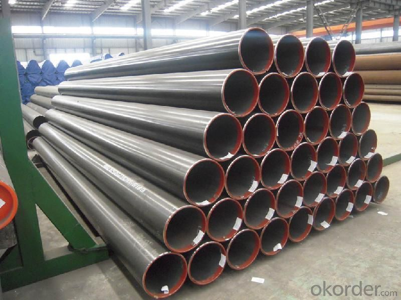 Seamless Steel Pipe made in China