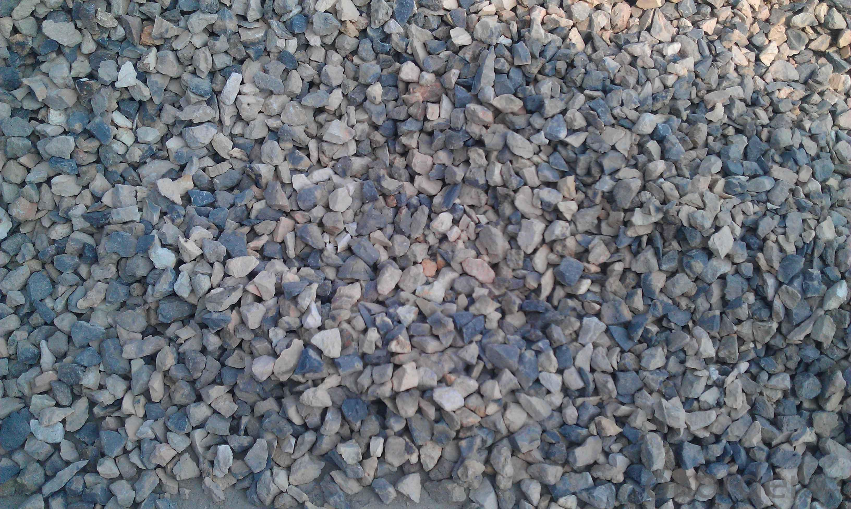 Calcined Bauxite with High Purity of Al2O3 (Al2O3 min:85%)