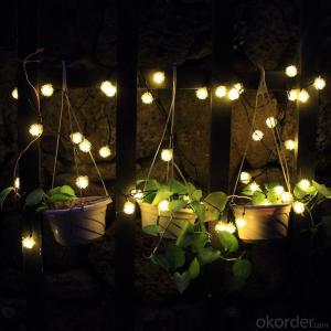 3AA Battery Operated Mini Copper Wire Party String Fairy Lights