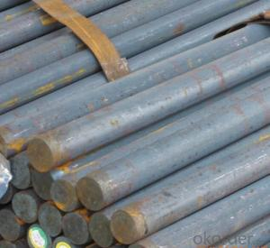 SCM440 DIN 42CrMo4 1.7225 hot rolled aisi 4140 round bars alloy steel