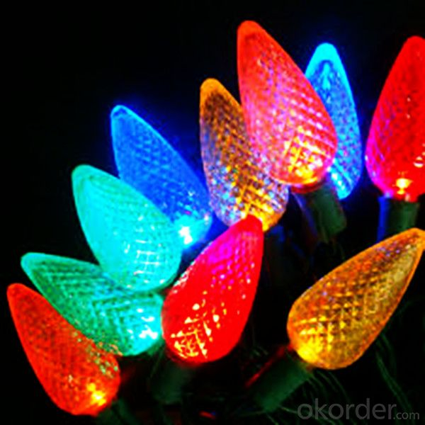 UL Listed Facotory Directly Sale Christmas Light Decor C7 E12 LED Bulb for Holiday Decoration