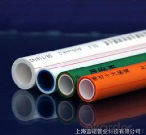 PPR Pipes and Fittings Home Use High temperture resistant