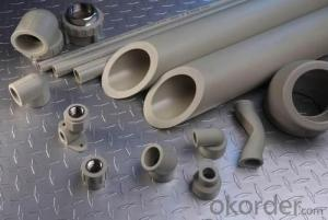 Plastic Pipe PPR water Pipe from China Manufacturer