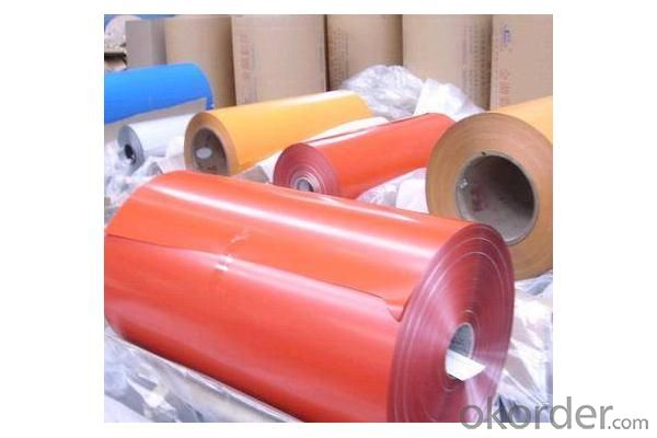 color coated Aluminium Coils for various application