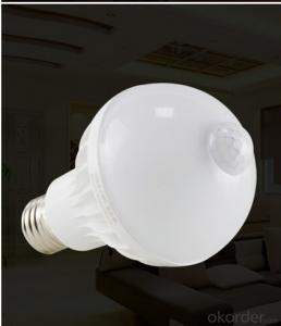 Smart Led light Motion Sensor Light sensor Led Bulb E27 SMD 5730 Powerful Energy Led Lamp 220V