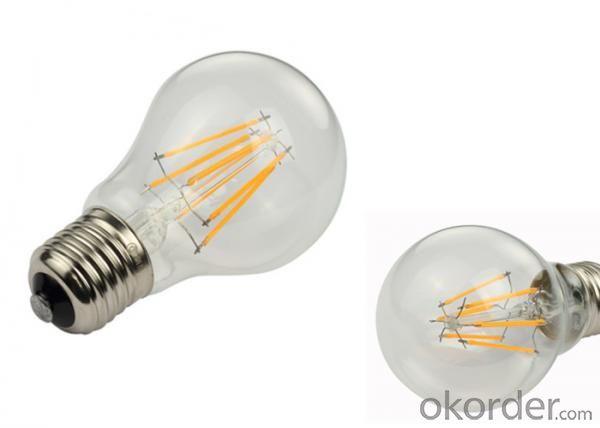 LED high power bulb 30W 40w 50W 60W PF > 90