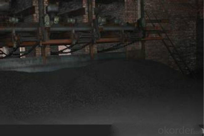 Calcined Pitch Coke with Volatile Matter 0.5%max