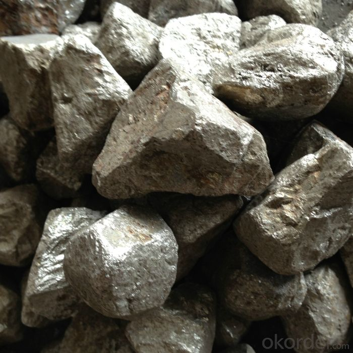 75 Ferro Silicon From China Made  in China/ Chinese Supplier