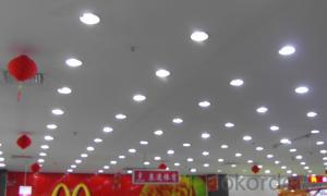 30W LED downlight  office downlight reading room downlight