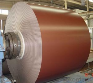 Coated Aluminium Coil for Aluminium Composite Panel