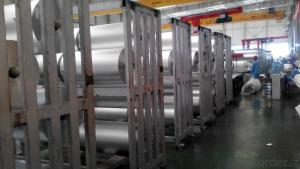 Aluminium Foil Raw Material for Alu. Foil Ventilation Pipe Hose