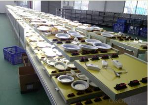 15W  LED downlight application of school, hospital, hotel