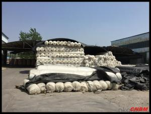 China Factory Permeable  Geotextile Fabric