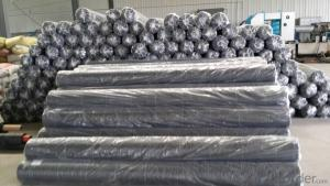 Non woven Geotextile Needle Punched in Construction