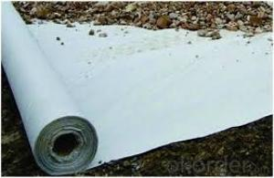 Short Nonwoven Geotextile with High strength  for Construction