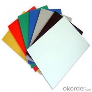 Plastic Printing PVC Foam Board Sign/PVC Forex Sheet