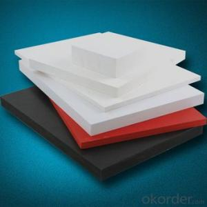 PVC Foam Board Specification 1mm - 20mm PVC Rigid Foam Board