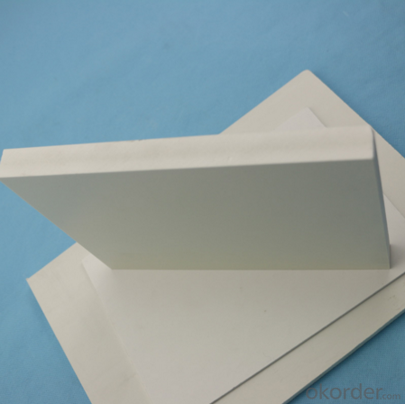2016  PVC Foam Sheet For thick black pvc hard/rigid pvc sheet