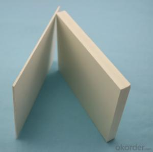 PVC Celuka Form Board for Bathroom Cabinet/PVC Expansion Sheet