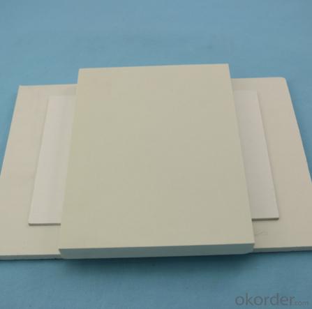 special pvc foam board coil PVC Celuka Form Board