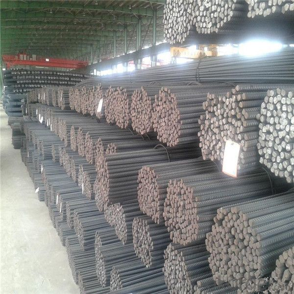 Iron Rod and Reinforcing Steel Rebar 6-12m