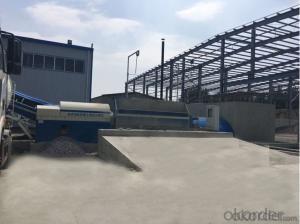 Concrete Rinsing & Separating Maching from CNBM