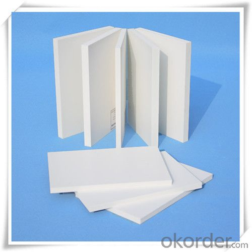 PVC Celuka Foam Board Transparent Flexible PVC Sheet