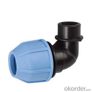 PPR Elbow and fittings of home use industrial application